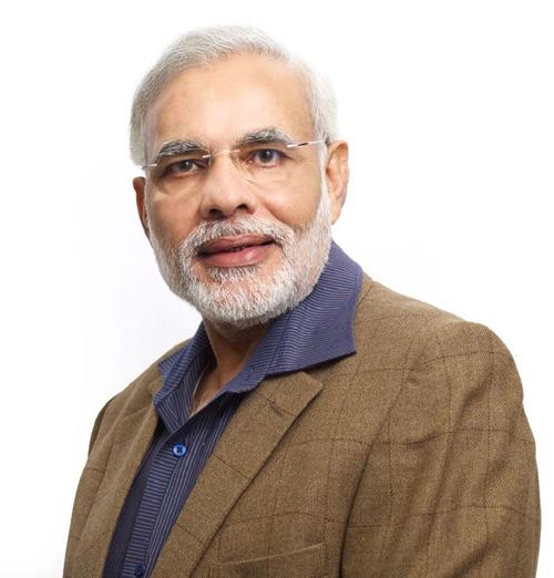 Narendra Modi - premier ministre de l'Inde